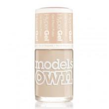 Low stock - Models Own Naked Glow Nail Polish 14ml