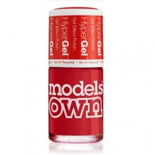 Low stock -Models Own Red Lustre Nail Polish 14ml