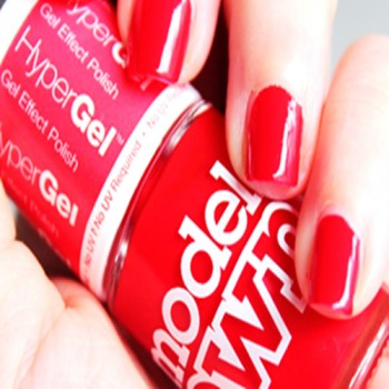 Models Own Red Lustre Nail Polish 14ml