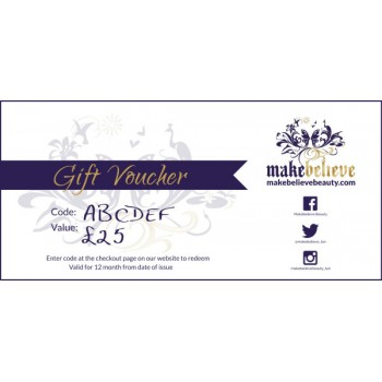 Make Believe Gift Voucher