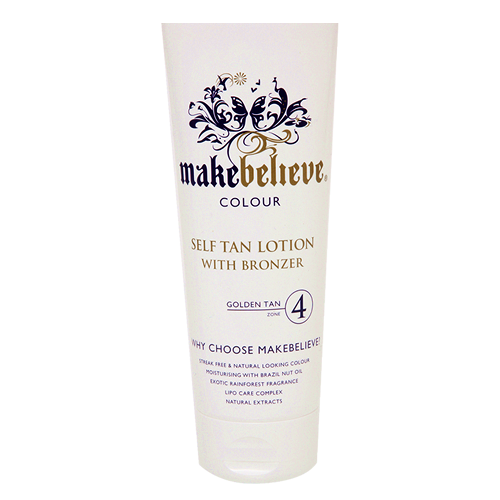 Self Tan Lotion With Bronzer
